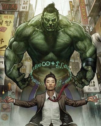 Фото №3 - У фанатов появилась теория, кого сыграет Пак Со Джун в «Капитане Марвел 2» ⭐