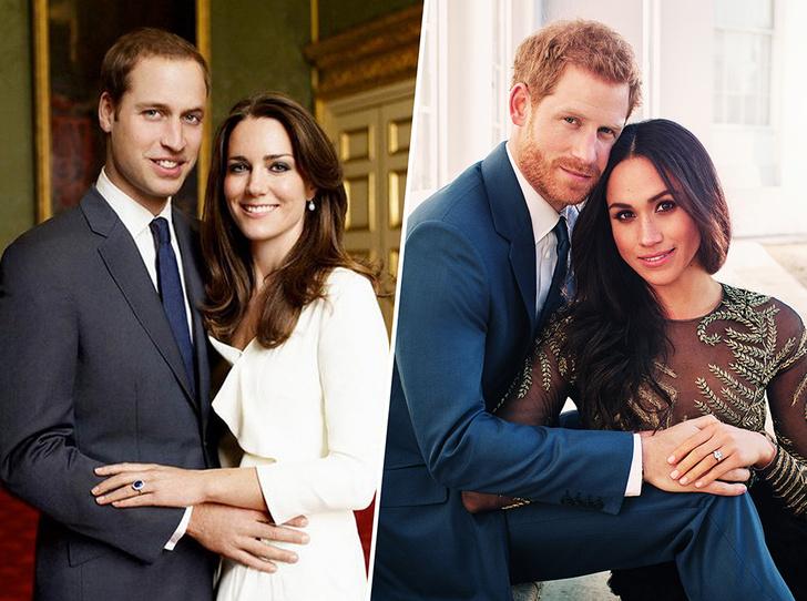 Фото №1 - Пригласительные на свадьбу Гарри и Меган: чем они отличаются от приглашений Уильяма и Кейт