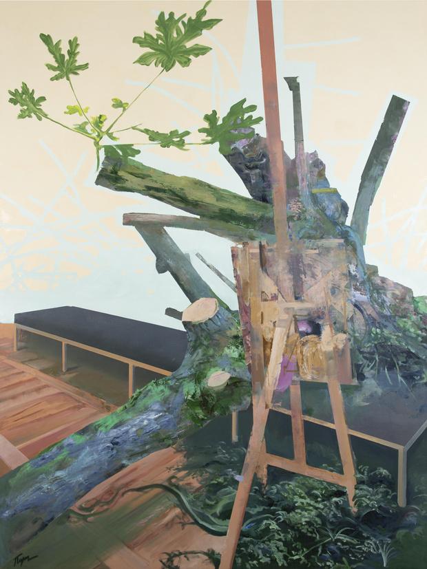 Фото №3 - Выставка Виталия Пушницкого в галерее Марины Гисич