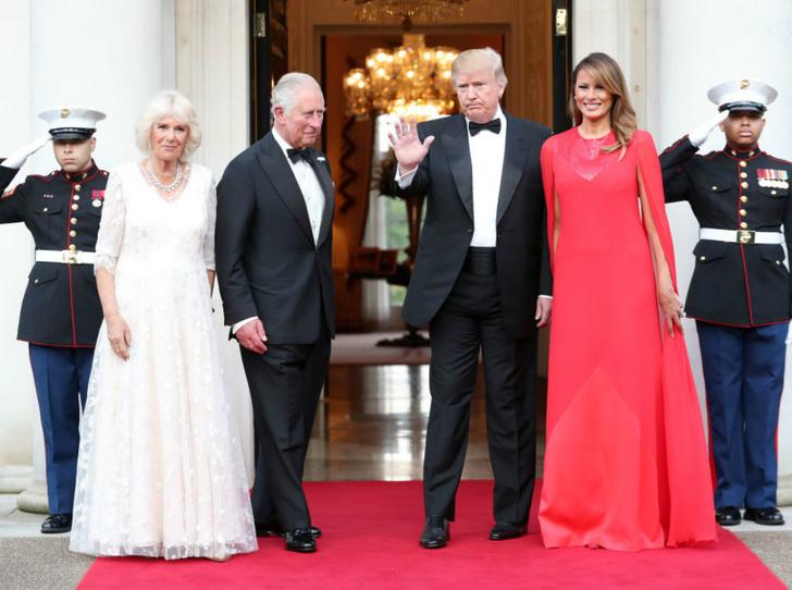 Фото №2 - Как Мелания Трамп симпатизирует герцогине Сассекской