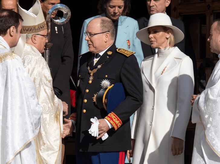 Фото №2 - Княжеская семья отпраздновала Национальный день Монако