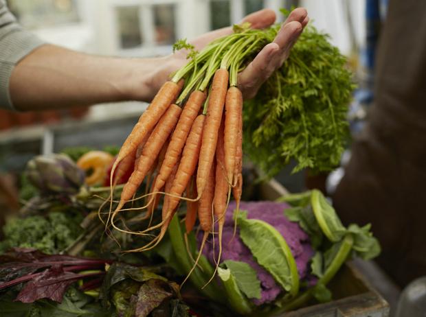 Фото №2 - Что такое радужная диета, или Зачем нужно обращать внимание на цвет продуктов