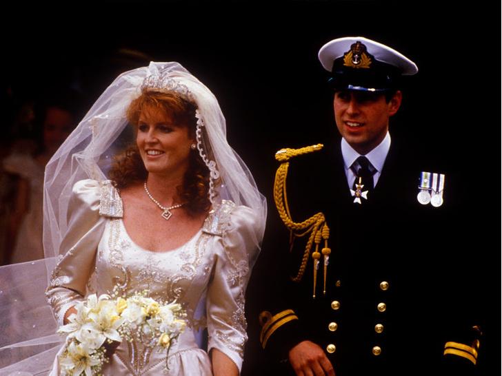 Фото №2 - Привычка жениться: действительно ли Сара Фергюсон и принц Эндрю собираются снова сыграть свадьбу