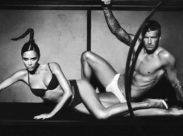 Фото №3 - Любовь и бизнес: культовые рекламные кампании с участием звездных пар