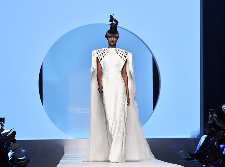 Фото №2 - Обыкновенная фантастика: Jean Paul Gaultier Couture SS18