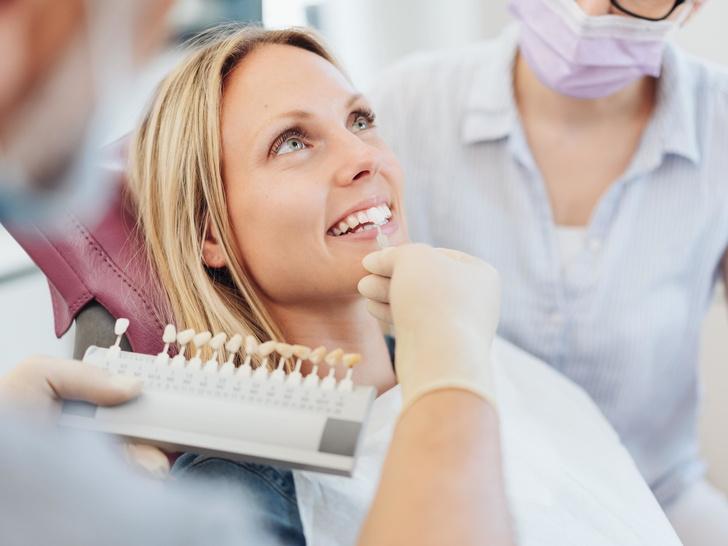 Фото №4 - Изюминка или изъян: надо ли исправлять щербинку между зубами
