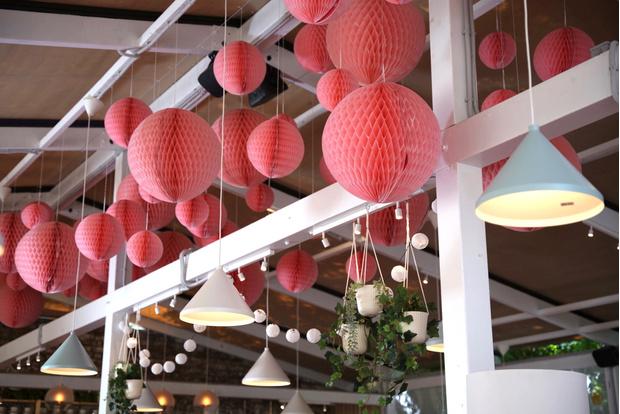 Фото №5 - Летняя pop-up веранда Eggsellent в ресторане «Фаренгейт» от дизайнеров ИКЕА