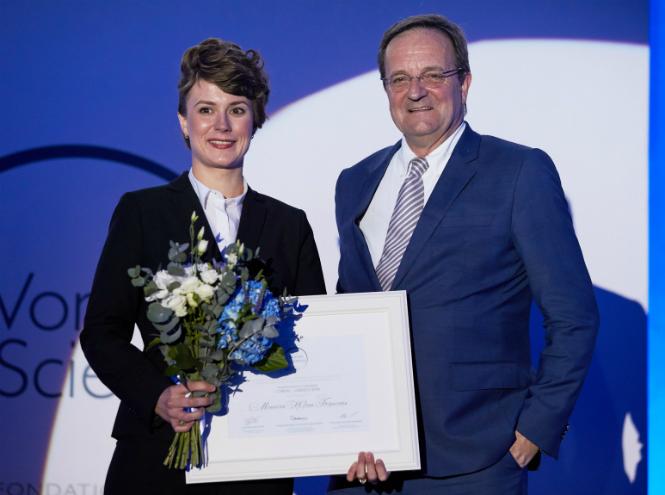 Фото №3 - L'oreal и Unesco назвали самых талантливых и перспективных женщин-ученых России