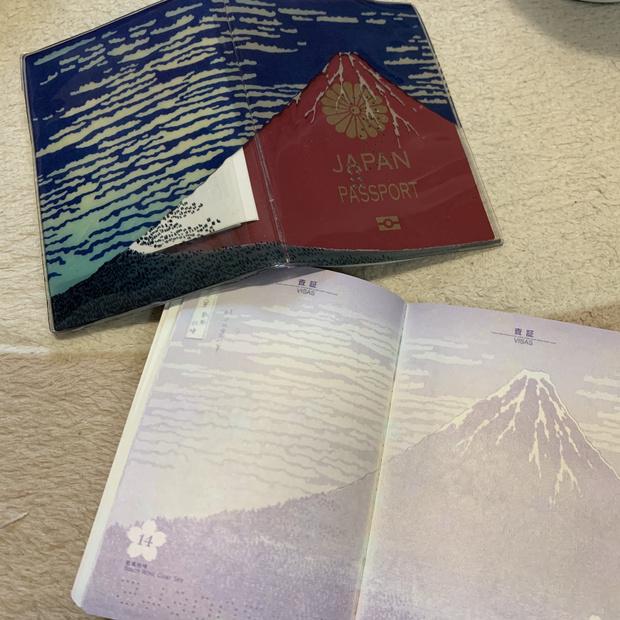 Фото №1 - Как выглядит новый японский паспорт (галерея)