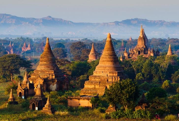 Фото №1 - Место дня. Паган (Мьянма)