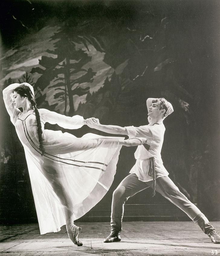 Фото №5 - Больше чем балет: 5 незабываемых танцевальных дуэтов