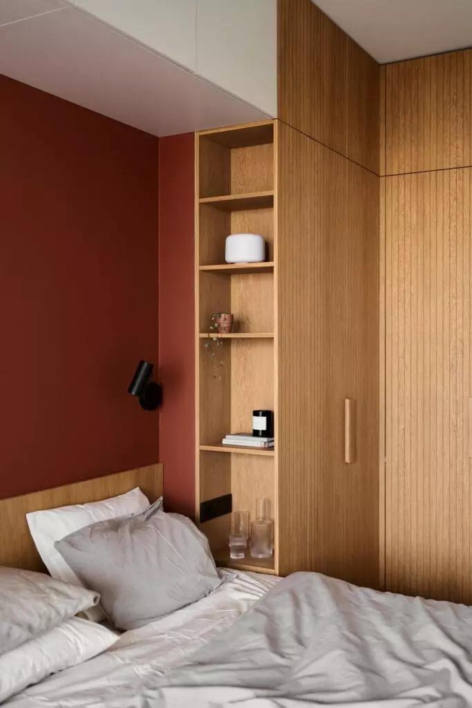 Фото №10 - Квартира в Варшаве с приглушенными цветовыми акцентами