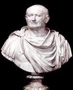Римскому императору Веспасиану досталась страна, изрядно разоренная гражданской войной, а потому ему пришлось проявить поистине неординарное государственное мышление и административный талант, чтобы буквально по крупицам возродить империю. Необходимость как можно быстрее пополнить государственную казну заставила Веспасиана вводить самые разные налоги и жестоко карать за попытки уклониться от их уплаты, что дало римлянам повод для весьма ироничного и саркастичного отношения к своему императору, которого недовольные граждане порой обвиняли даже в скудоумии.
