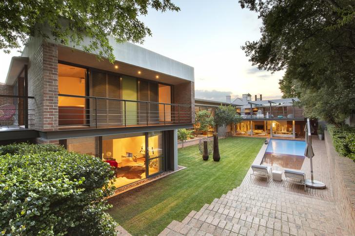 Фото №6 - Современный дом в Йоханнесбурге