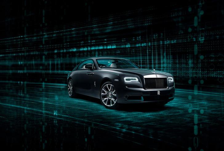 Фото №2 - «Элементарно, Ватсон?»— Rolls-Royce выпустил автомобиль с секретным посланием