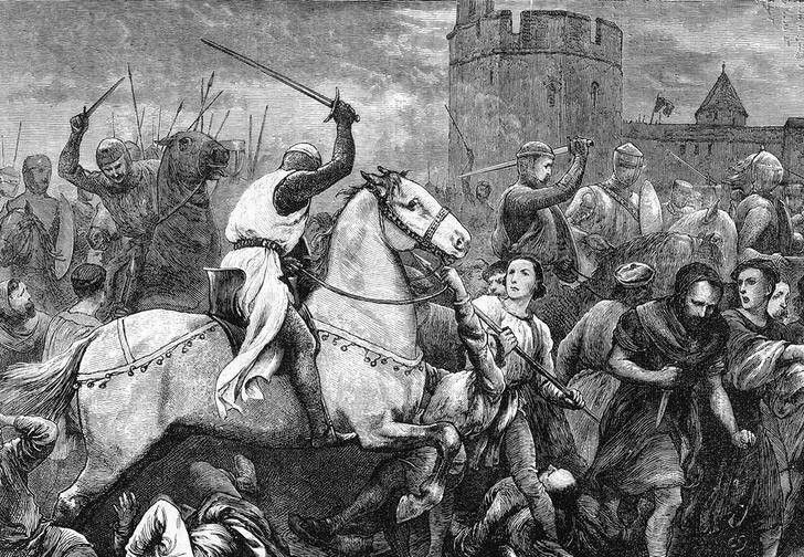 Папский крестовый поход против вальденсов