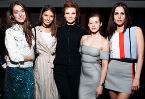 Любовь Аксенова на Кинотавре в 2017 году