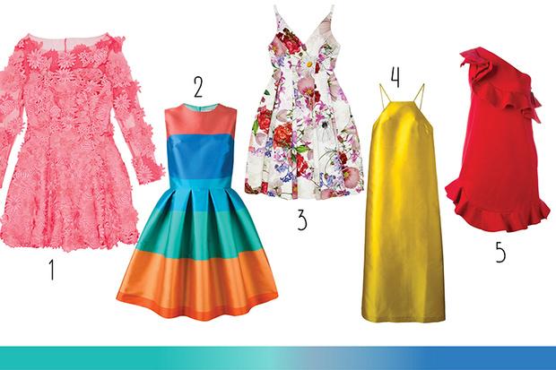 Фото №1 - Топ-15: Коктейльные платья на выпускной