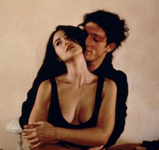 На съемках этого фильма Моника и Венсан впервые увиделись.