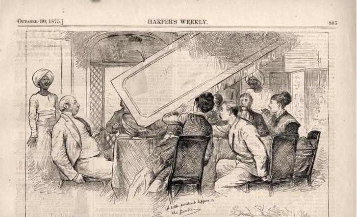 Фото №3 - История одной фотографии: панкахваллы за работой, 1900-е годы