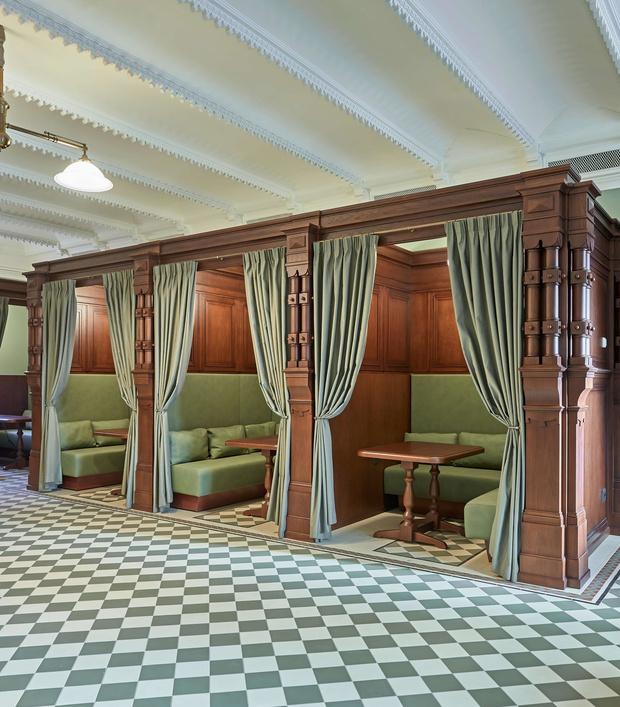 Фото №13 - В Санкт-Петербурге после реновации открываются легендарные Фонарные бани