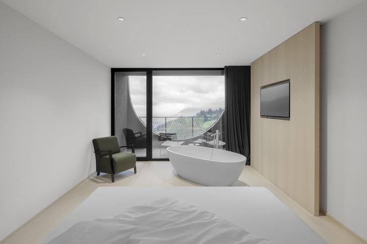 Фото №16 - Отель в Южном Тироле по проекту Петера Пихлера