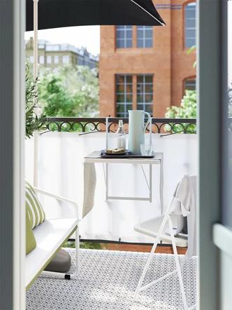 Фото №2 - Главные ошибки при оформлении балкона