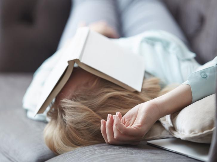 Фото №5 - Шесть причин начать спать днем