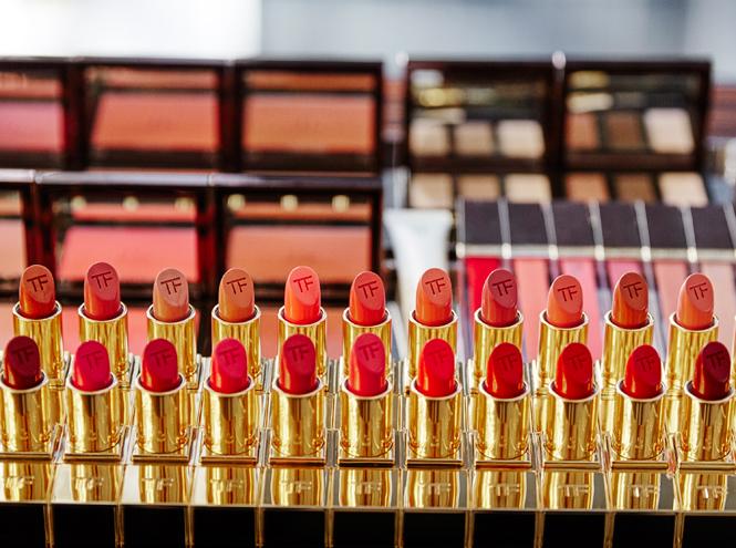 Фото №2 - С подиума в косметичку: новая коллекция макияжа Tom Ford Seasonal Color Collection
