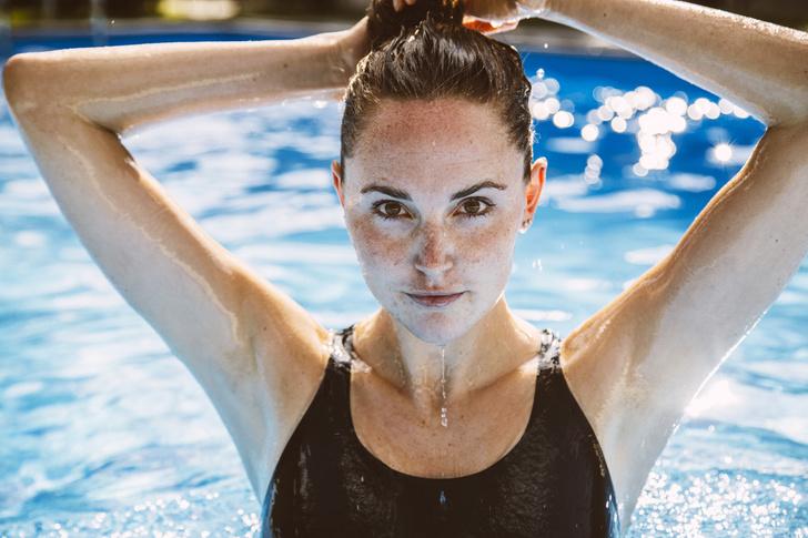 Фото №1 - «Всегда зову девушку на первое свидание в бассейн»