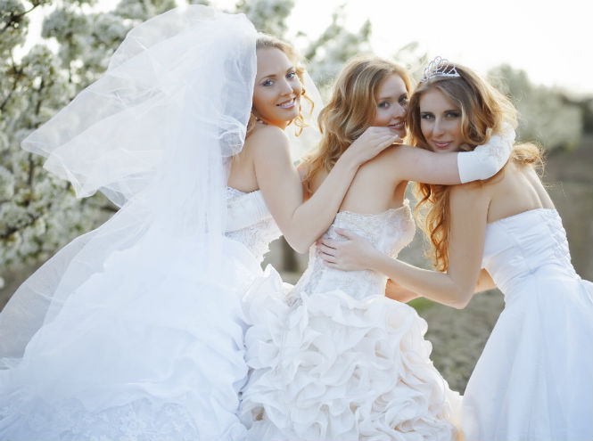 Фото №1 - Когда надо зарегистрироваться на Мамбе, чтобы выйти замуж