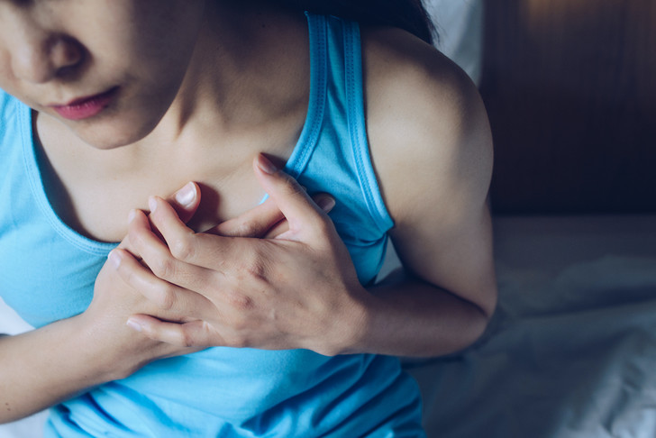 Фото №1 - Ученые сравнили риск сердечной недостаточности у женщин и мужчин