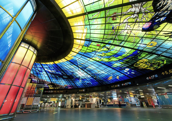 Фото №4 - Искусство андеграунда: 11 впечатляющих станций метро