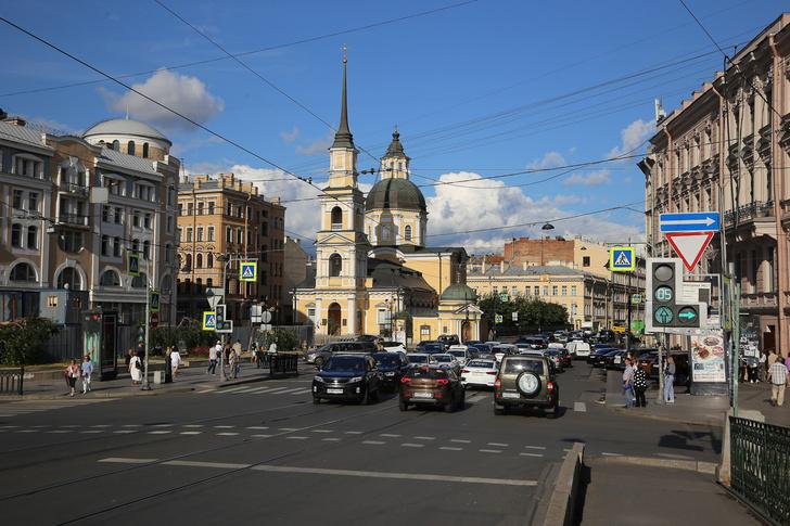 Фото №3 - Архитектурные прогулки: Петербург «спонтанный». Часть первая