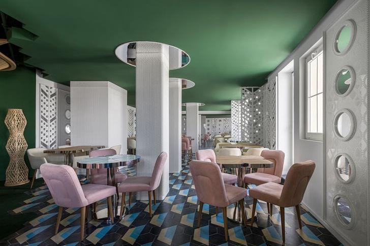 Фото №5 - Яркий отель Room Mate Macarena в центре Мадрида