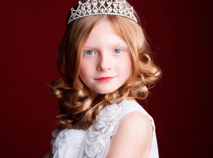 Фото №1 - Игры с короной: как устроить ребенку праздник, достойный принцессы Шарлотты
