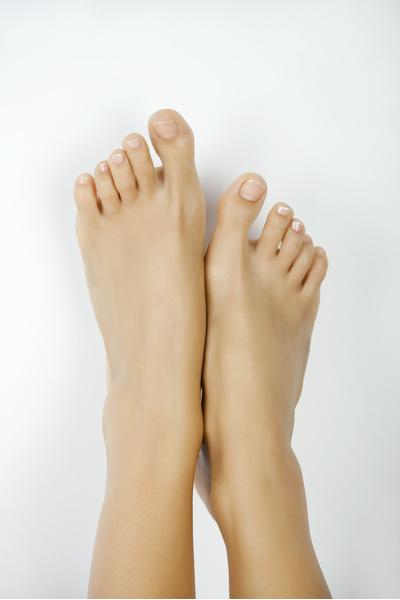 Сестер олсен, у нее были красивые пальчики на ножках