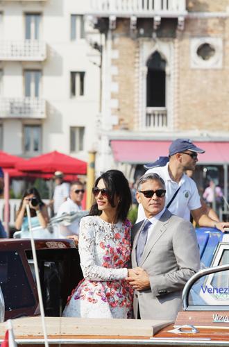 Фото №16 - Джордж и Амаль Клуни: история любви