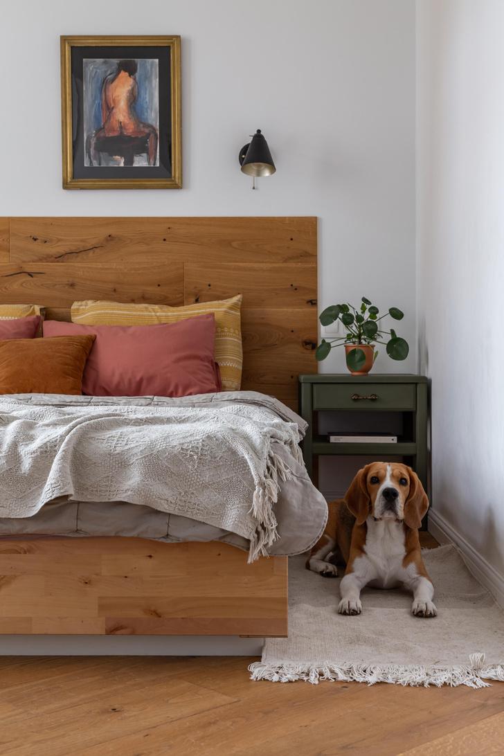 Фото №4 - Уютная спальня в стиле бохо: 6 простых советов