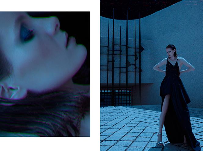 Фото №1 - «Полночь в Париже» от дизайнерского дуэта VikaJulia