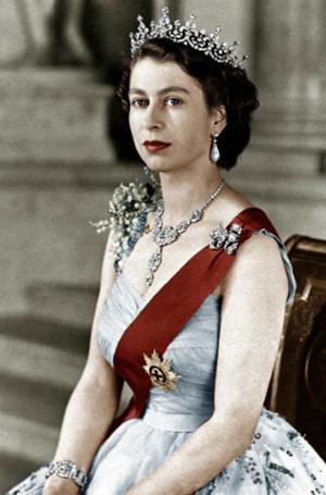 Фото №22 - Королева Елизавета II: история в фотографиях