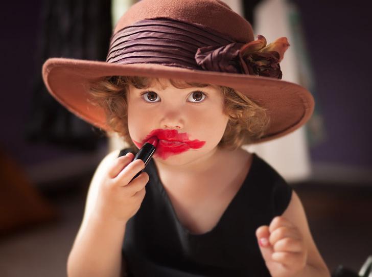 Фото №4 - Детская косметика: за и против