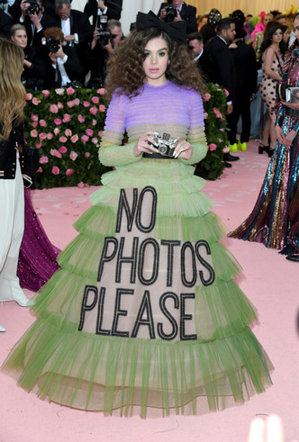 Фото №36 - Met Gala 2019: все модные образы бала Института костюма