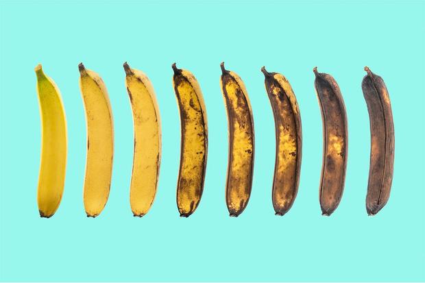 Фото №1 - 5 способов хранить бананы, чтобы они дольше оставались свежими