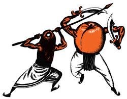 Фото №1 - Верно ли, что слово «персик» произошло от персов, а «финик» — от финикийцев?