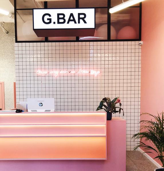 Фото №1 - В России открылись новые бьюти-бары международной сети G.Bar