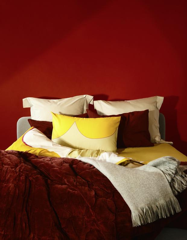 Фото №6 - Утро красит: лучшее постельное белье и текстиль для весны