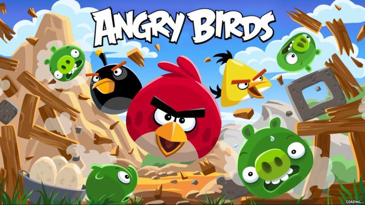 Фото №1 - 10 лет Angry Birds