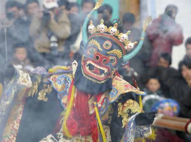Фото №6 - Что такое китайский Новый год в Китае