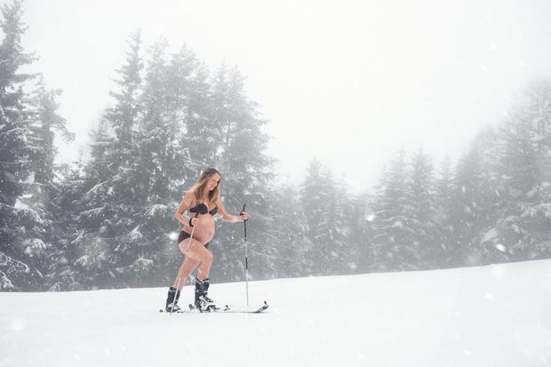 особенности протекания беременности в зимний период
